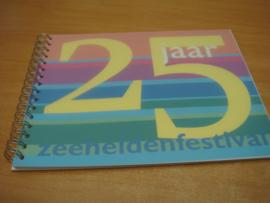 25 jaar zeeheldenfestival Incl dvd