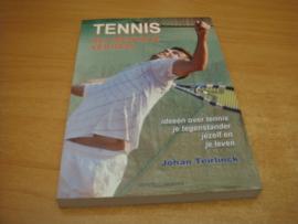 Tennis. het mentale verhaal - Teirlinck, Johan