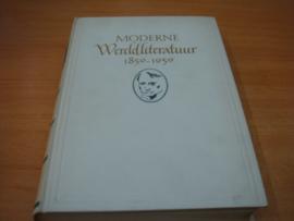 Moderne wereldliteratuur 1850-1950 - Gielen Jos. J