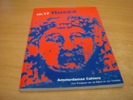 Hosea, Amsterdamse cahiers nr 17 - J.W Dyk