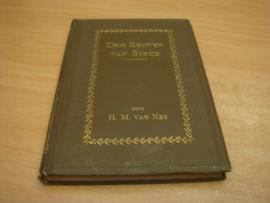 Drie eeuwen van strijd - Nes, H.M. van
