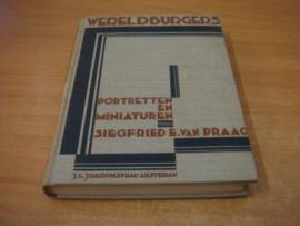 Wereldburgers , portretten en miniaturen - Praag, Siegfried Emanuel van