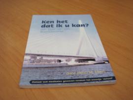 Ken het dat ik u kan?, een boek van een Rotterdammer - Elbers, Jacob. M