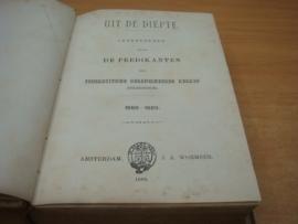 Uit de diepte 1888 - 1889 (Leerredenen)