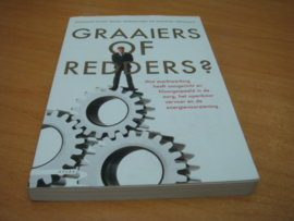 Graaiers of redders? - Dicke, Willemijn  ea