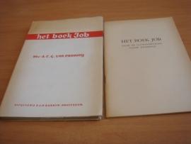 Het boek Job - Inclusief Aanhangsel