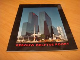 Gebouw Delftse Poort: architectuur naar menselijke maten - Mens, R.W.H