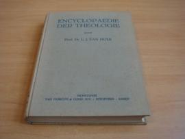 Encyclopaedie der theologie