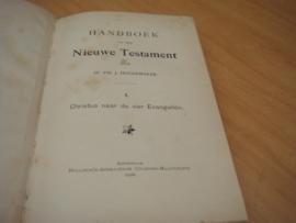 Handboek van het Nieuwe Testament - 1 - Christus naar de vier Evangeliën