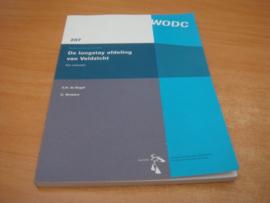 De longstay afdeling van Veldzicht - Kogel, C.H de