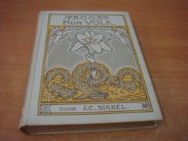 Troost mijn volk - Jesaja's troostboek 2e deel ( Jesaja XL - LXVI) - Sikkel, J.C