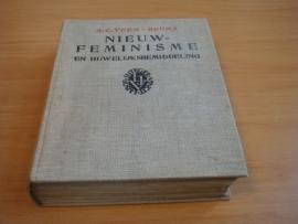 Nieuw- feminisme en belangenlooze huwelijksbemiddeling