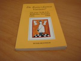 De Rotterdamse variant - Peter Bulthuis