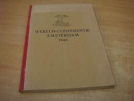 Wereld conferentie Amsterdam 1948 - Vlieger, C.A de (vertaling)