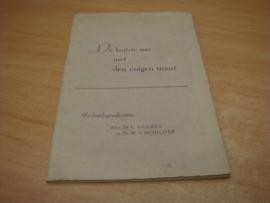 De laatste ure met den enigen troost - Doekes, L & H.J Schilder