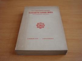 Het leven van Elisabeth canori Mora