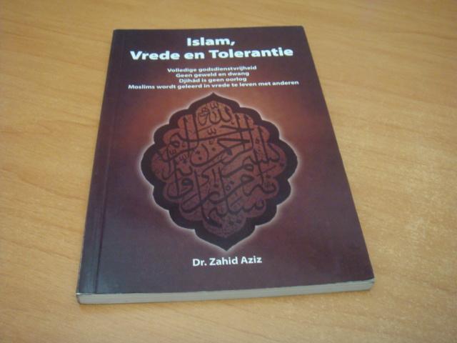 Islam, vrede en tolerantie - Aziz, Z