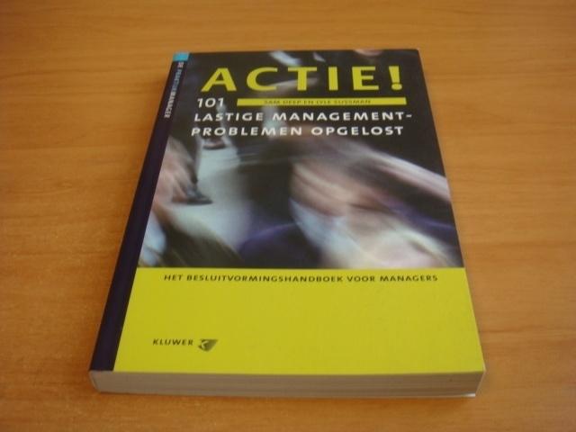 Actie! - 101 lastige managementproblemen opgelost