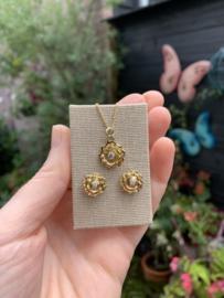 Hearts & Arrows  diamant klein (Verkocht!)