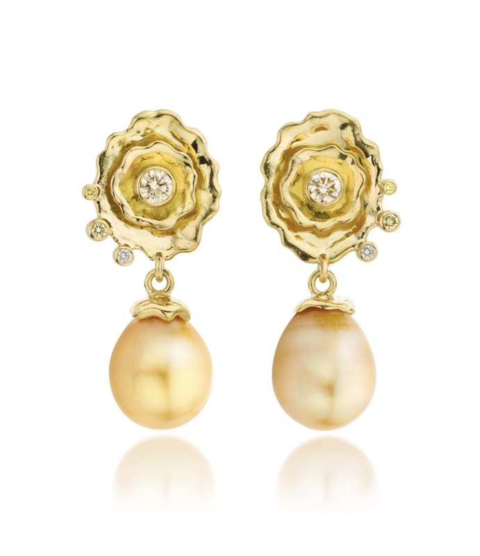 South Sea pearls & diamonds - Price upon request -