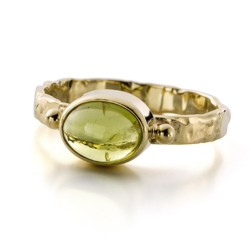 Peridot ring (Sold!)
