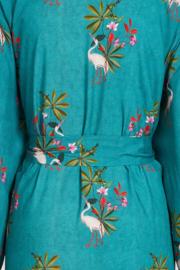 Kimono Ninny Pip My Heron Green