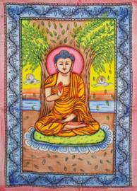 Wandkleed, Grand Foulard Buddha