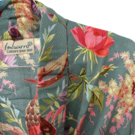 Kimono Imbarro Paradise Green