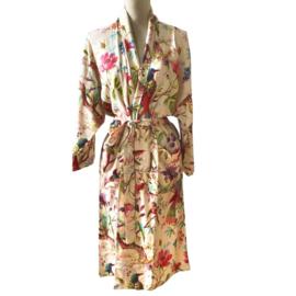 Kimono Imbarro Paradise Ecru
