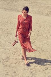 Dania Dress Moon Delight Dark Pink