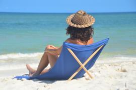 Strandstoel Blue Roi
