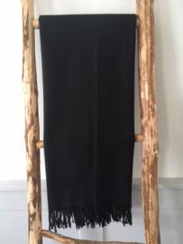 Sjaal Basic Zwart
