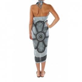 Sarong grijs antraciet