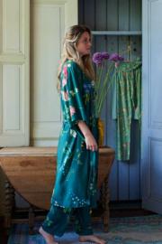 Kimono Pip Noelle Fleur Grandeur Green