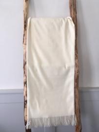 Sjaal Basic Ecru