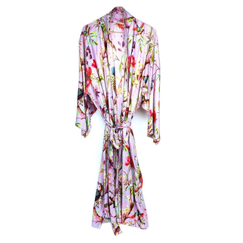 Kimono Imbarro Paradise Lila
