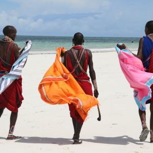 Kikoy badstof strandlaken PURE Kenya