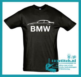 BMW 3 Serie met naam