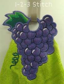 Keukendoek Druiven