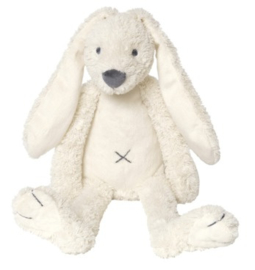 Tiny ivory Rabbit Richie met naam