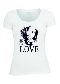 T-shirt Bob Marley One Love