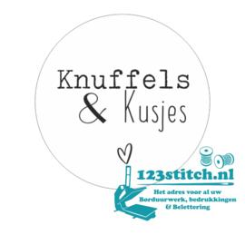 Sticker Knuffels en kusjes