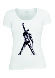 T-shirt Freddie Mercury