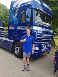 Jan Maasdam Transport Driver  Martijn