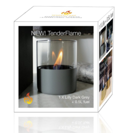 Tenderflame giftbox Lily
