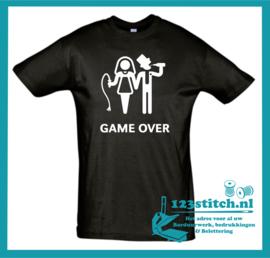 Vrijzellenshirt Game over