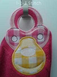 Handdoek hanger Speen