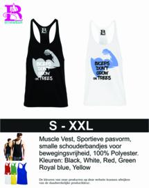 Muscle vest Biceps