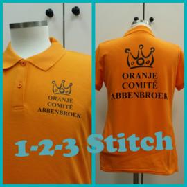Oranje comite Abbenbroek