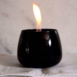 Tenderflame Tafelhaard Crocus giftbox zwart